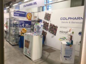 A Vetrina Farmacia 2019 Colpharma presenta il progetto Prevenzione Ictus