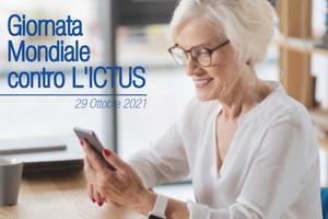 GIORNATA MONDIALE CONTRO L'ICTUS 2021